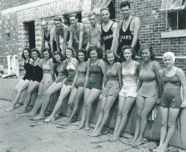 1941 Bathing Beauties